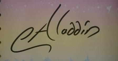 アラジン サイン