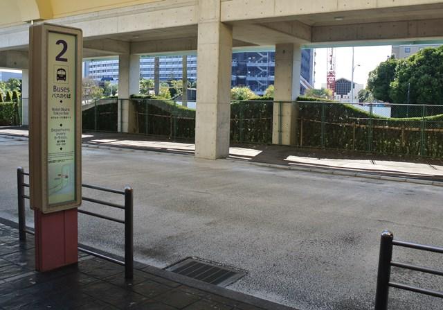 ホテルオークラ東京ベイ シャトルバス