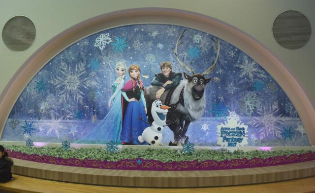 リゾートゲートウェイ・ステーション アナ雪