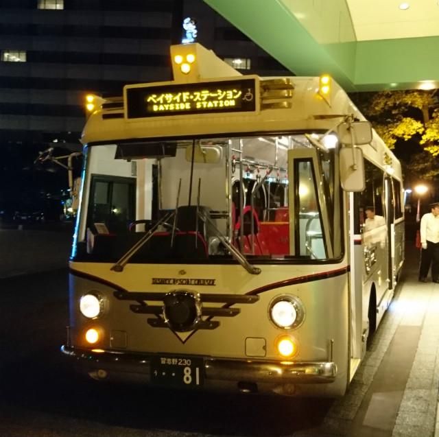 ホテルオークラ東京ベイ ディズニーリゾートクルーザー